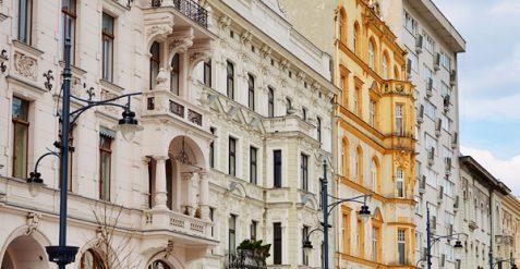 rzut okiem na Piotrkowską