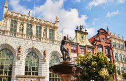 piękna część Gdańska
