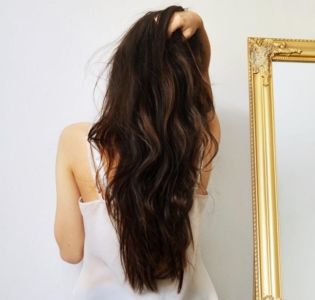 jak dbam o włosy?