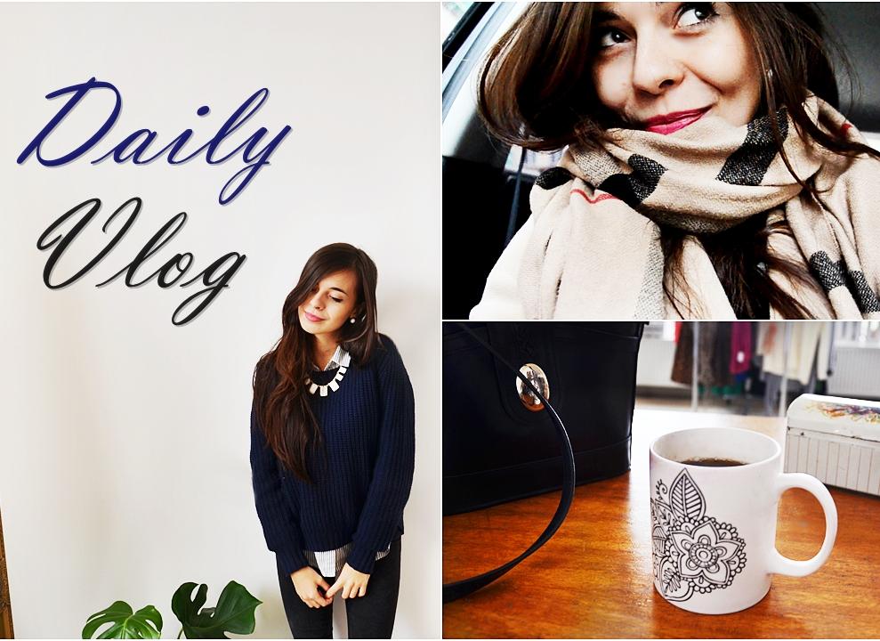 Daily Vlog: ponury poniedziałek