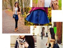 ulubione ubrania na jesień