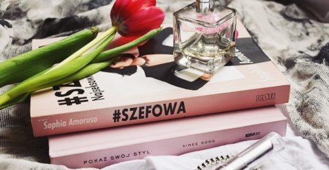 dwie inspirujące książki dla kobiet